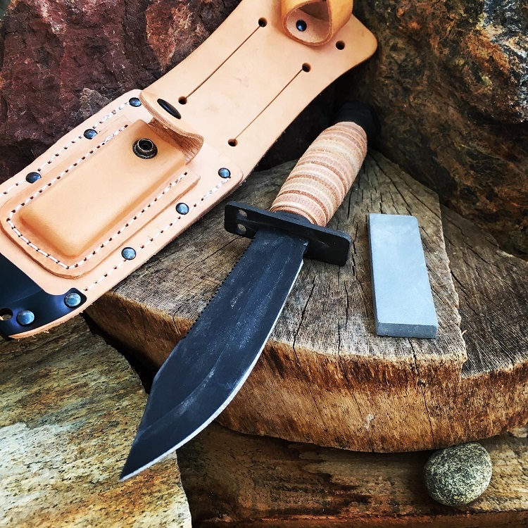 Ontario Air Force 499 survival knife