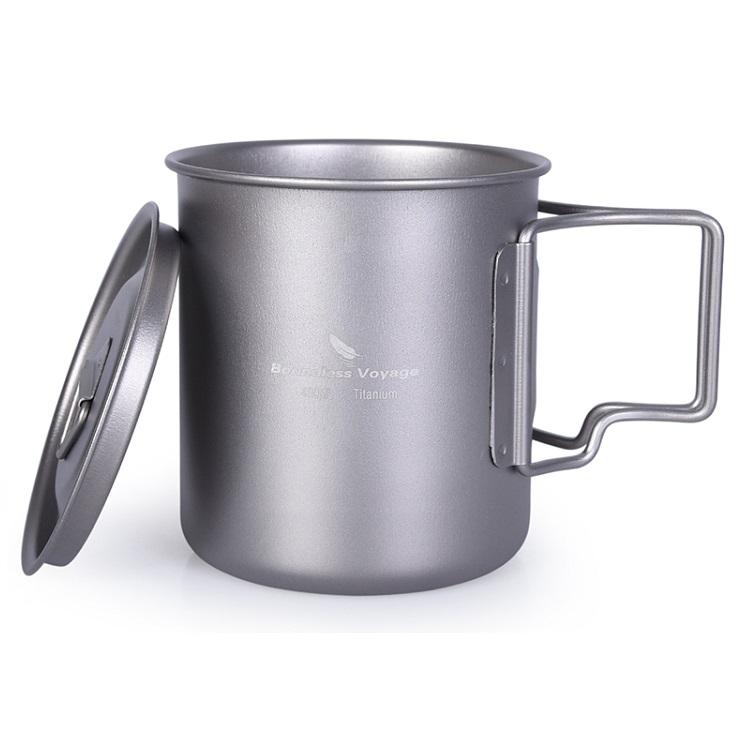Κούπα Τιτανίου 420ml