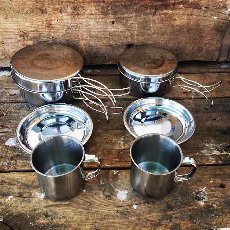Σετ μαγειρέματος και φαγητού 8 τμχ