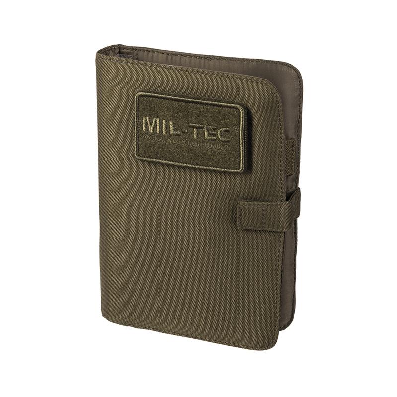 Σημειωματάριο Mil-Tec με Ανταλλάξιμα Φύλλα