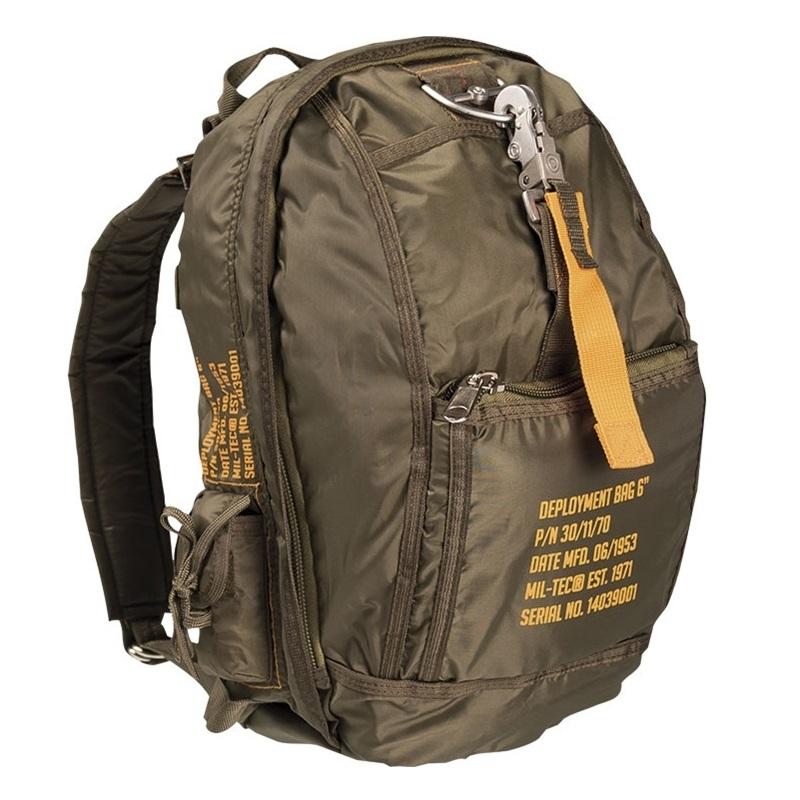 Σακίδιο πλάτης Mil-Tec Deployment bag 6 λαδί