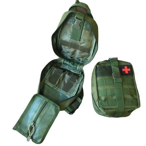 Θήκη IFAK Πρώτων Βοηθειών Rip-Away EMT Pouch χακί