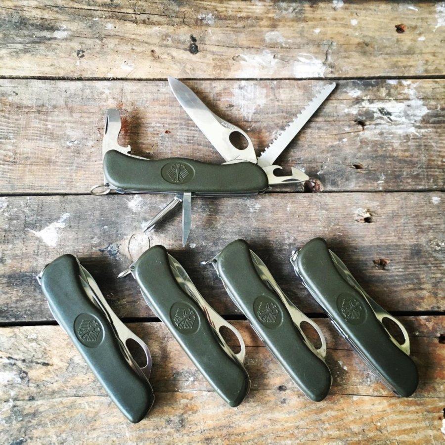 Victorinox German Army Knife