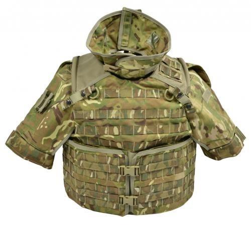 British Army OSPREY MK IV Body Armour