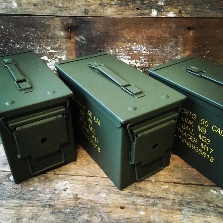 Κυτία (κουτιά) πυρομαχικών
