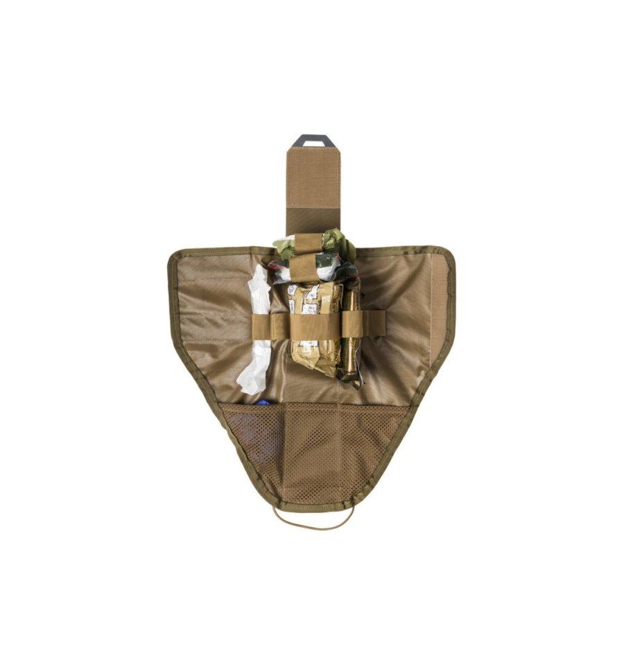 IFAK MED POUCH VERTICAL Cordura Ranger Green