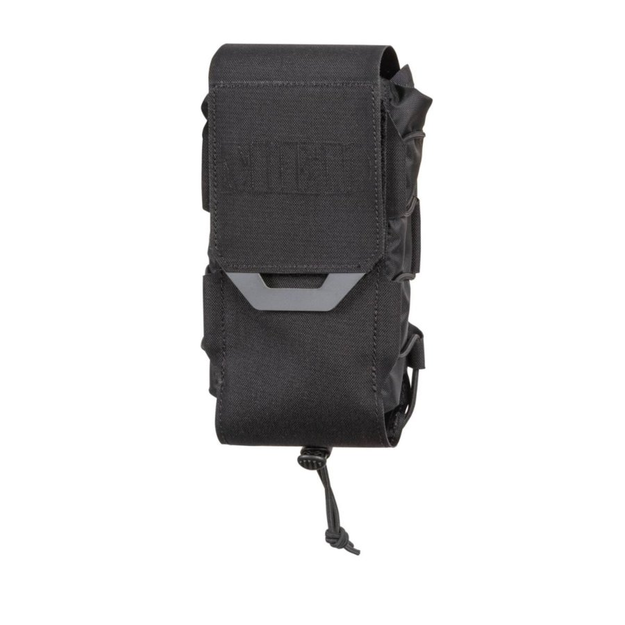 IFAC MED POUCH VERTICAL Cordura Black