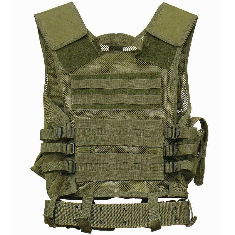 Mil-Tec Γιλέκο μάχης Combat vest χακί