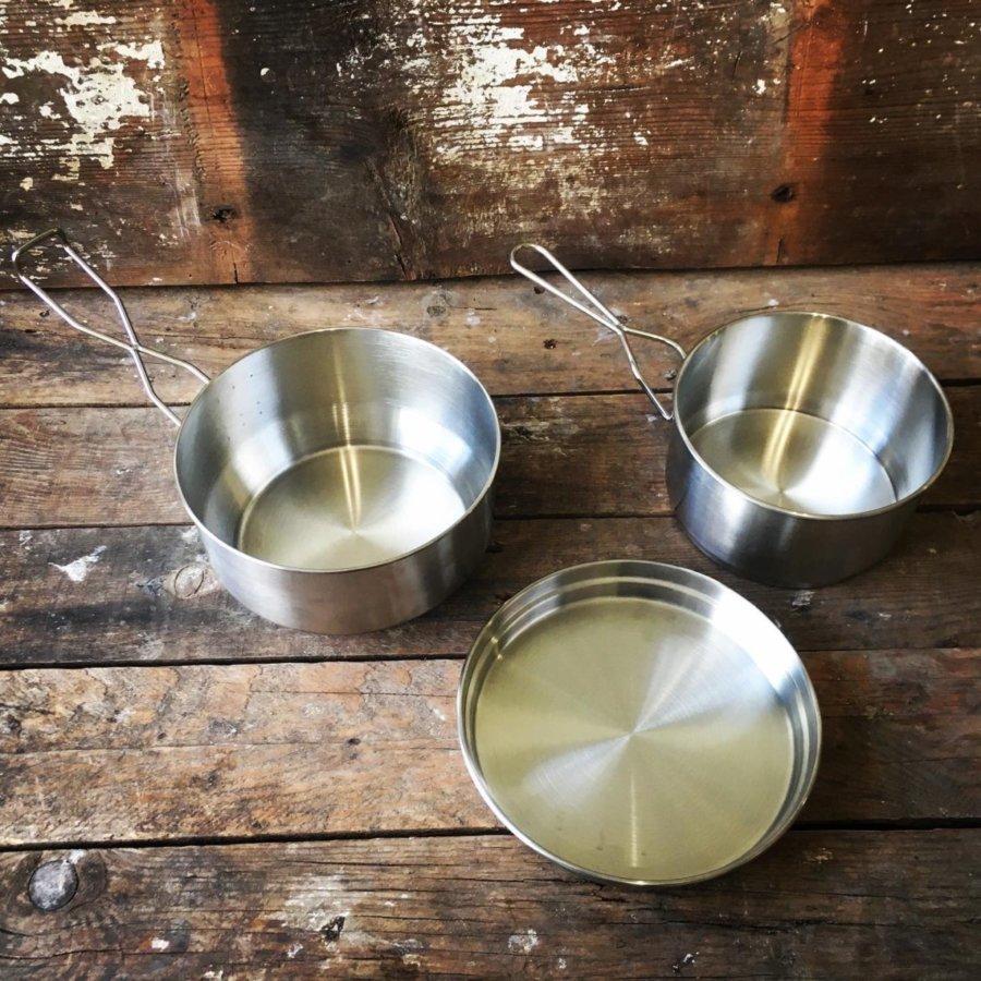 Σετ Σκεύη Μαγειρέματος Φαγητού 3 τμχ Mil-Tec