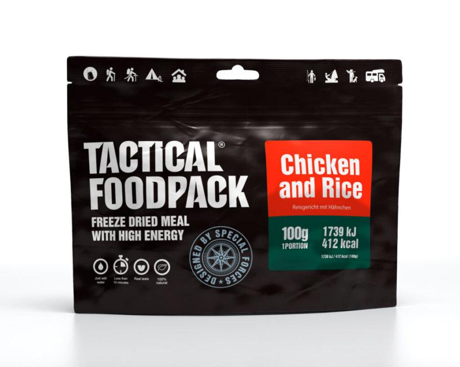 Γεύματα Εκτάκτου Ανάγκης Tactical Foodpack