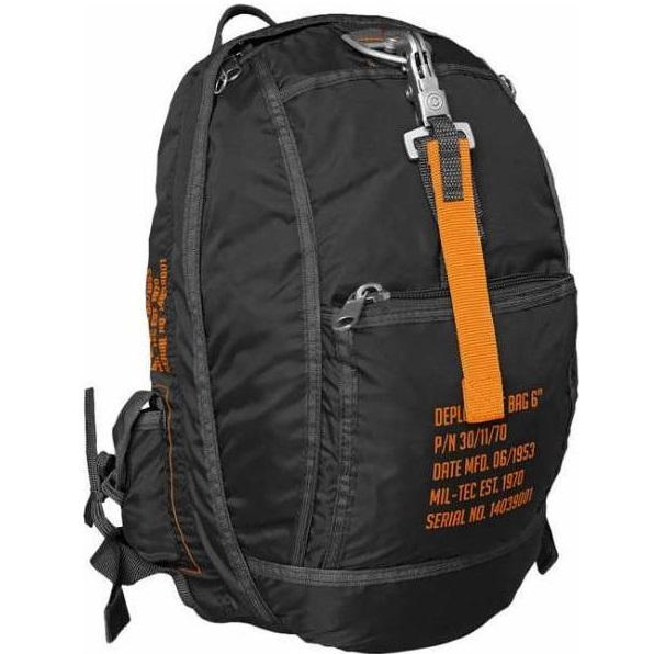 Σακίδιο πλάτης Mil-Tec Deployment bag 6 μαύρο