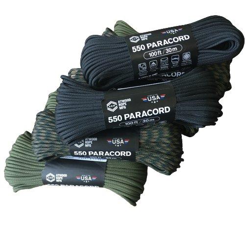 Paracord 550 Atwood Rope MFG Αρτάνη 30 μέτρα