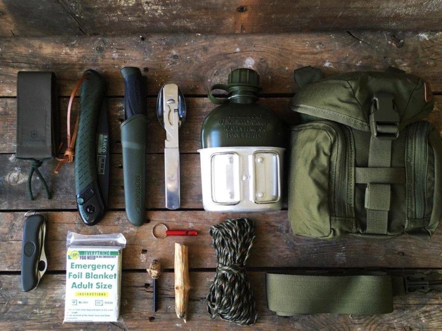 Συλλογή Bushcarft 12+