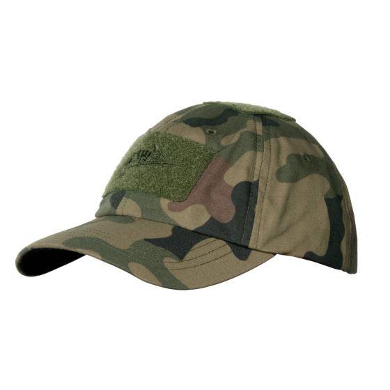 Καπέλο Baseball Cap Helikon-Tex Pl Woodland