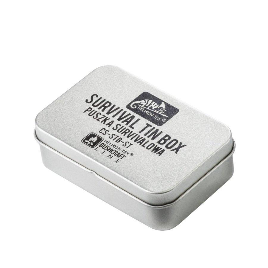 Κουτί για μικροσυλλογές επιβίωσης / πυράς