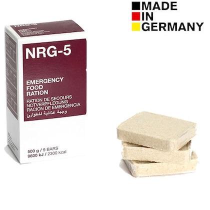 Ξηρά Τροφή Έκτακτης Ανάγκης NRG-5