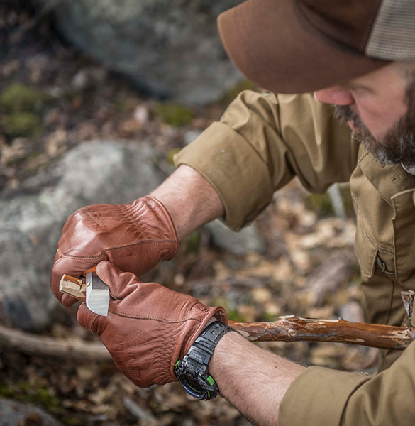 Γάντια Δερμάτινα Lumber Gloves