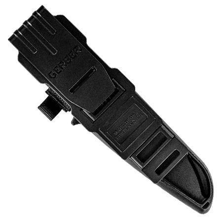 Gerber Principle Bushcraft Knife μαύρο