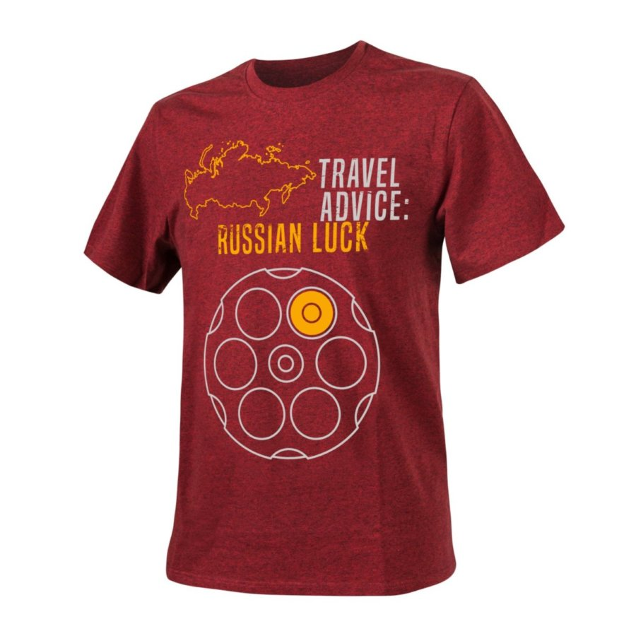 T-SHIRT Travel Advice: Russian Luck