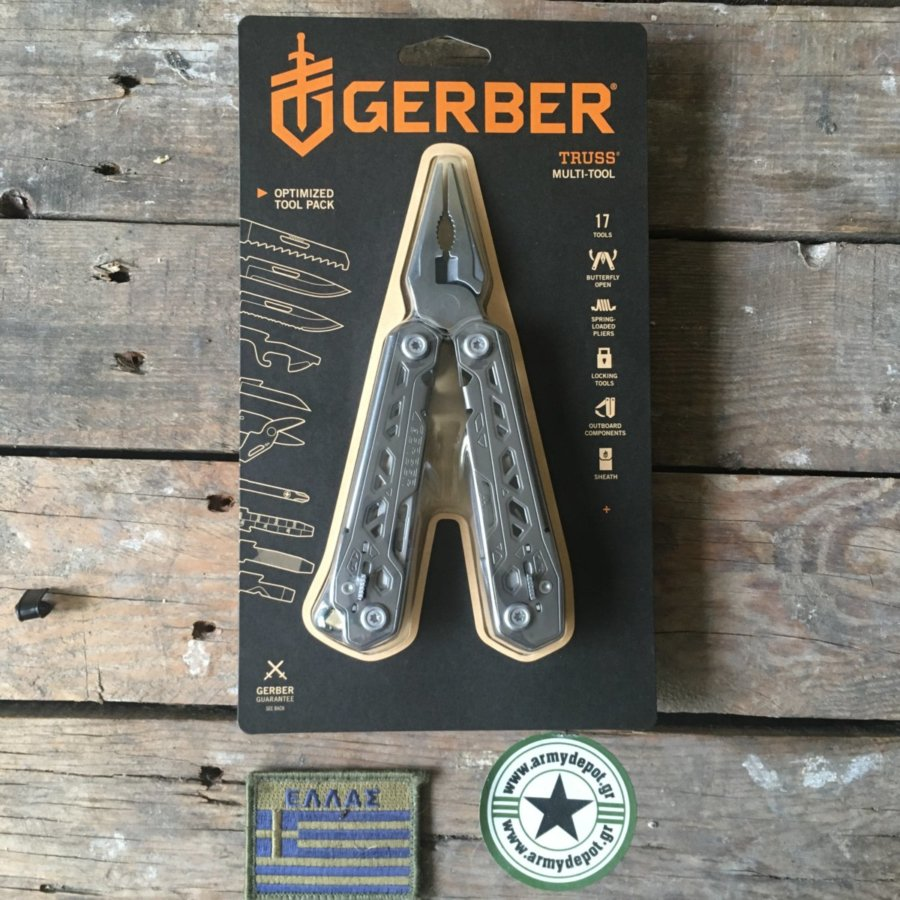 Gerber Πολυεργαλείο TRUSS 31-003304