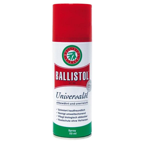 Λάδι Λίπανσης και Συντήρησης όπλων σε Σπρέι Ballistol 50ml
