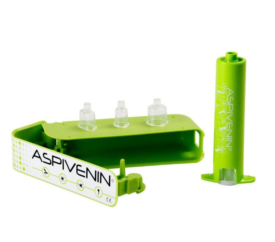 Aspivenin Συσκευή Αναρρόφησης Δηλητηρίου από Τσίμπημα