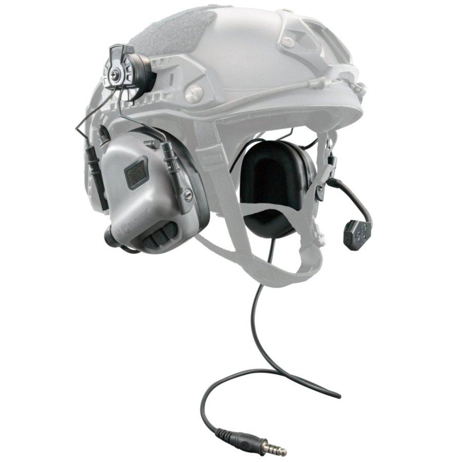 Ωτοασπίδες – Ακουστικά Επικοινωνίας EARMOR Μ32H-ARC Grey