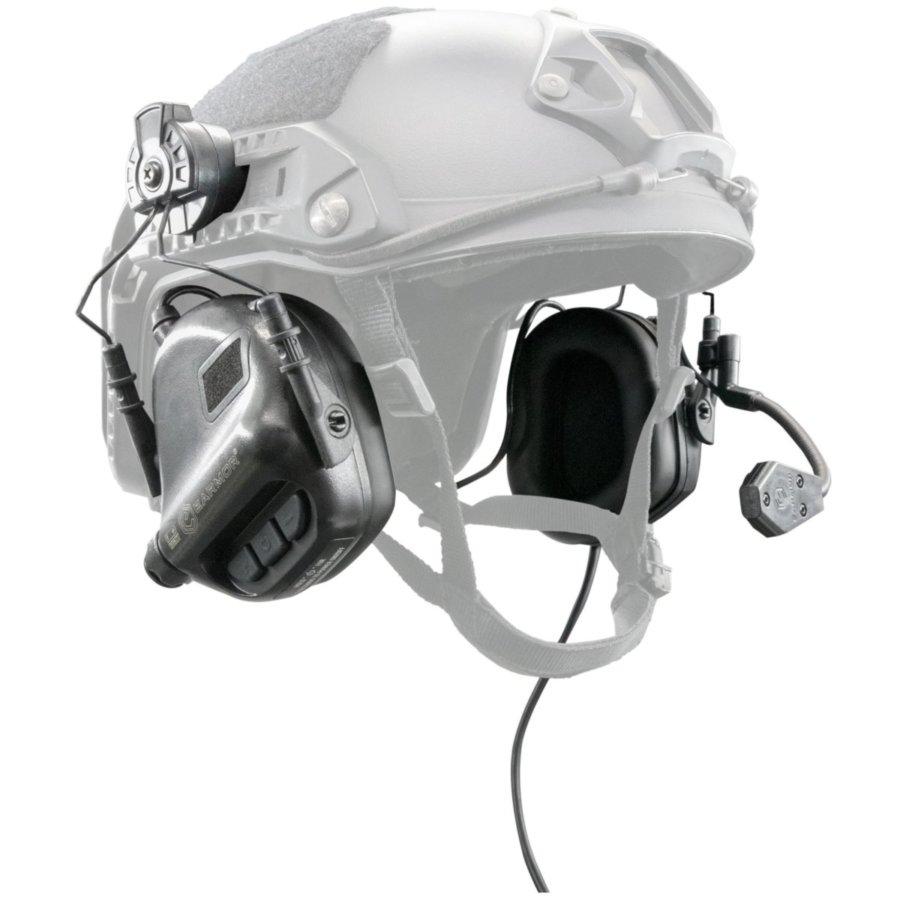 Ωτοασπίδες – Ακουστικά Επικοινωνίας EARMOR Μ32H-ARC Black
