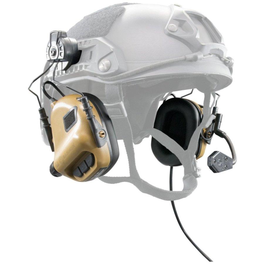 Ωτοασπίδες – Ακουστικά Επικοινωνίας EARMOR Μ32H-ARC Coyote Brown