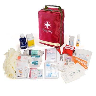 Φαρμακείο Α' Βοηθειών για Καταστήματα Υγειονομικού Ενδιαφέροντος