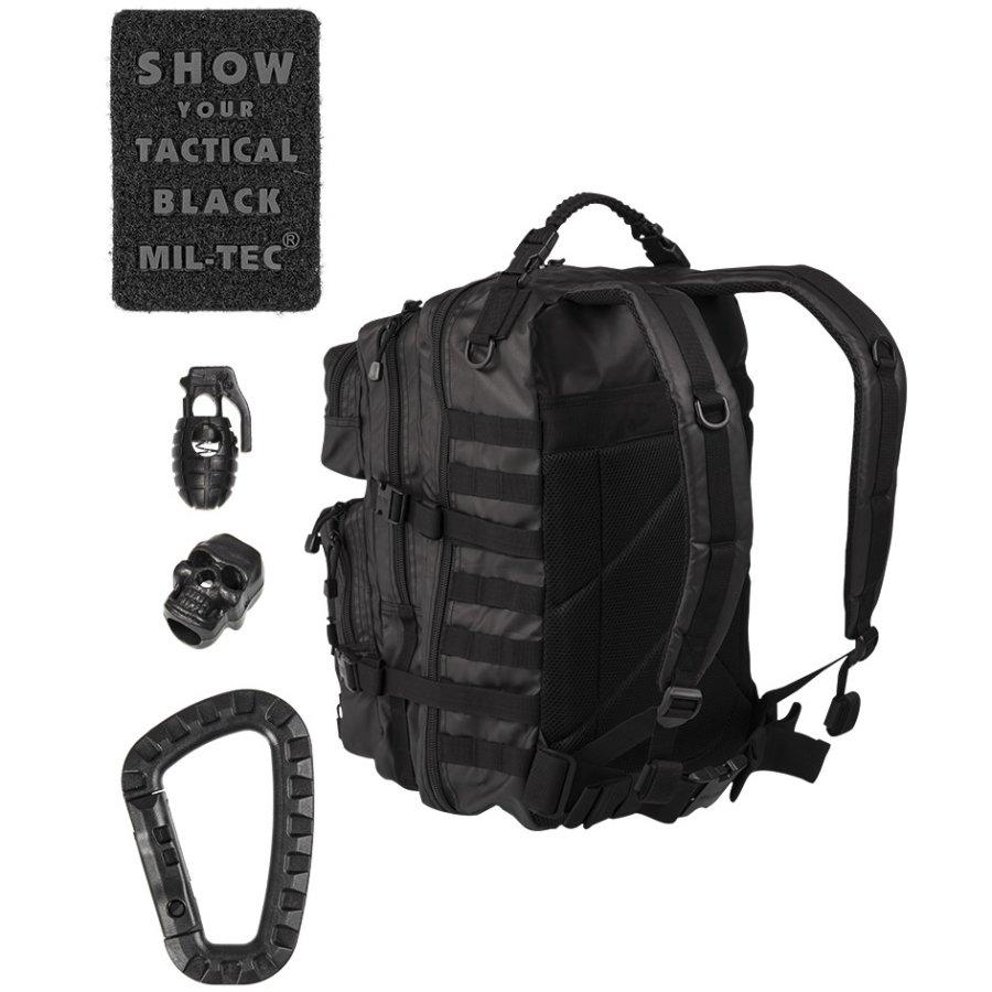 Σακίδιο πλάτης Mil-Tec Tactical US assault pack large μαύρο